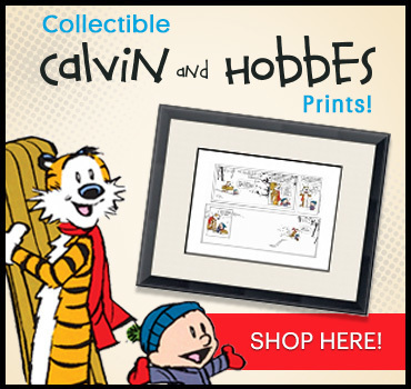Prints Calvin and Hobbes