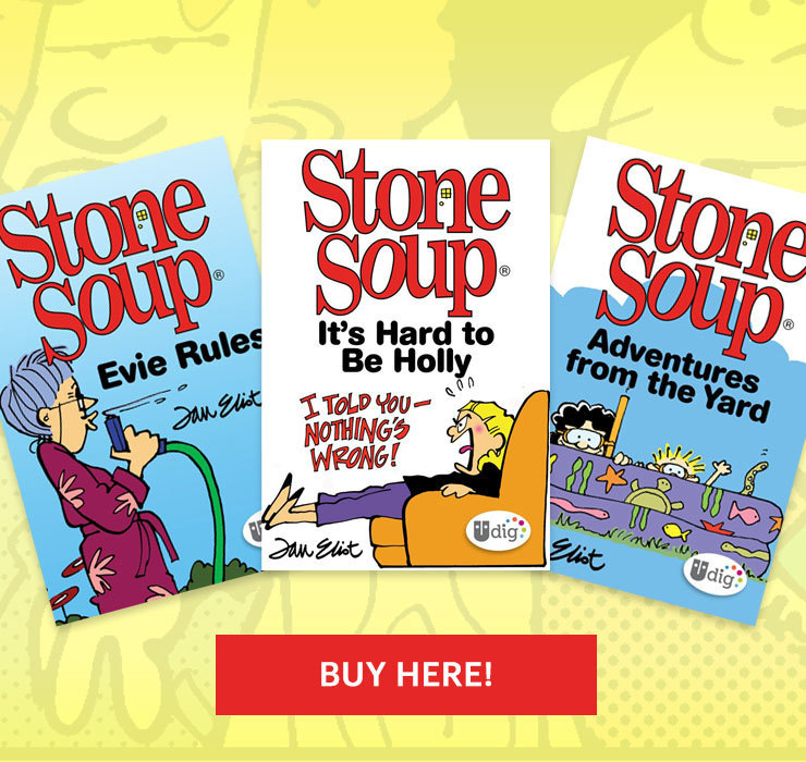 Stone Soup books