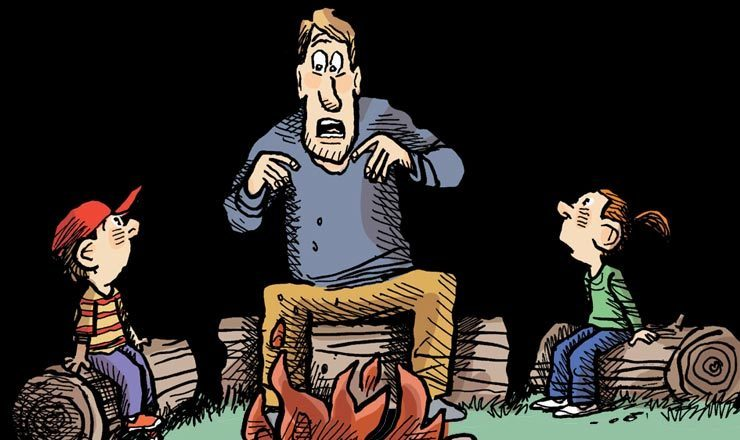 Read Jeff Stahler from the beginning!
