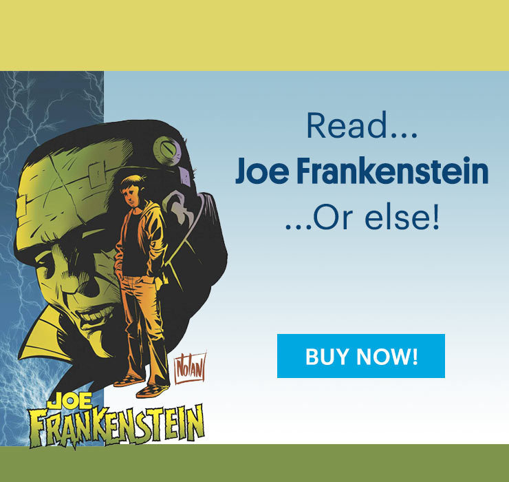 SunShine State Book Joe Frankenstein