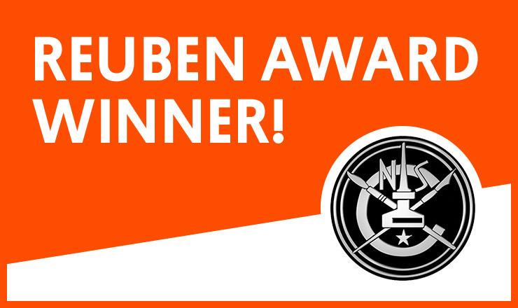 2012 Reuben Award Winner: Online Comics - Short Form