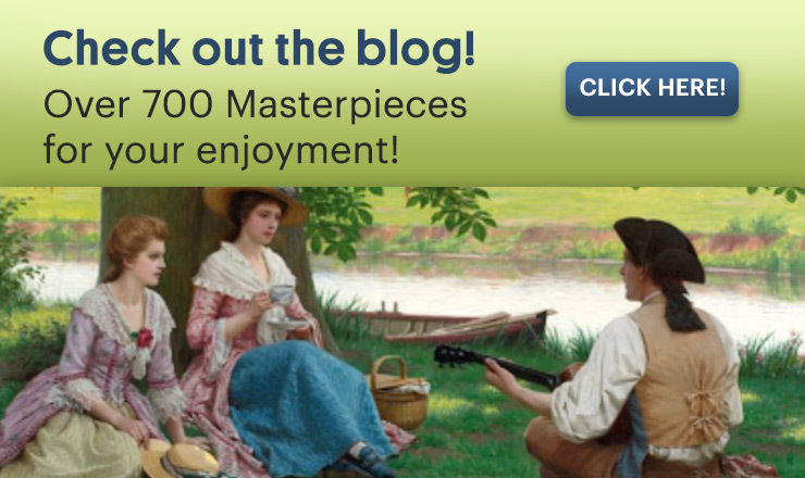 More masterpieces on the blog!
