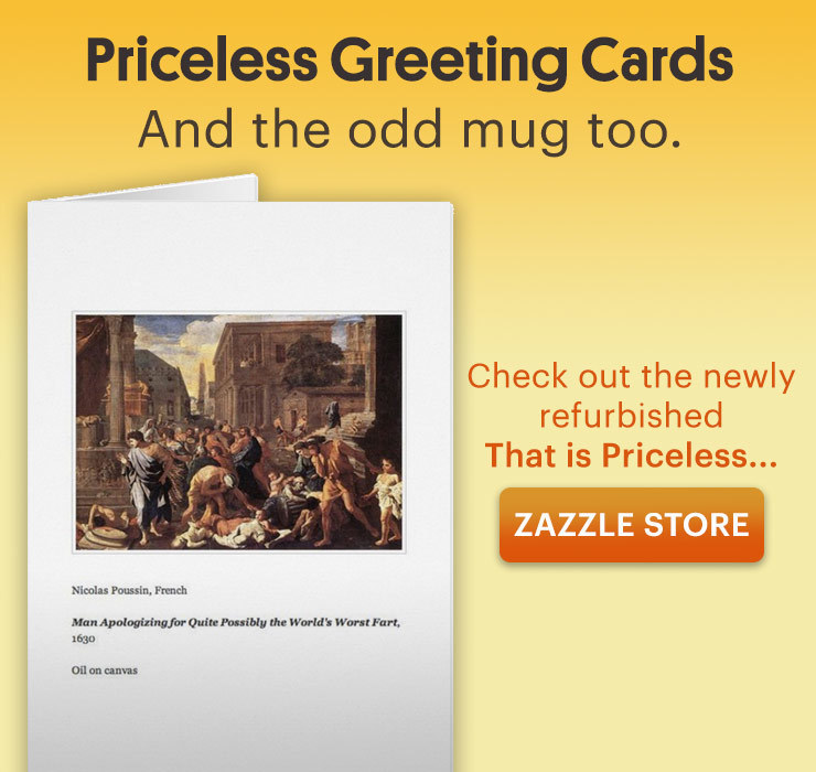 That is Priceless Greeting Cards