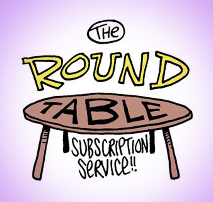 Round table keith knight