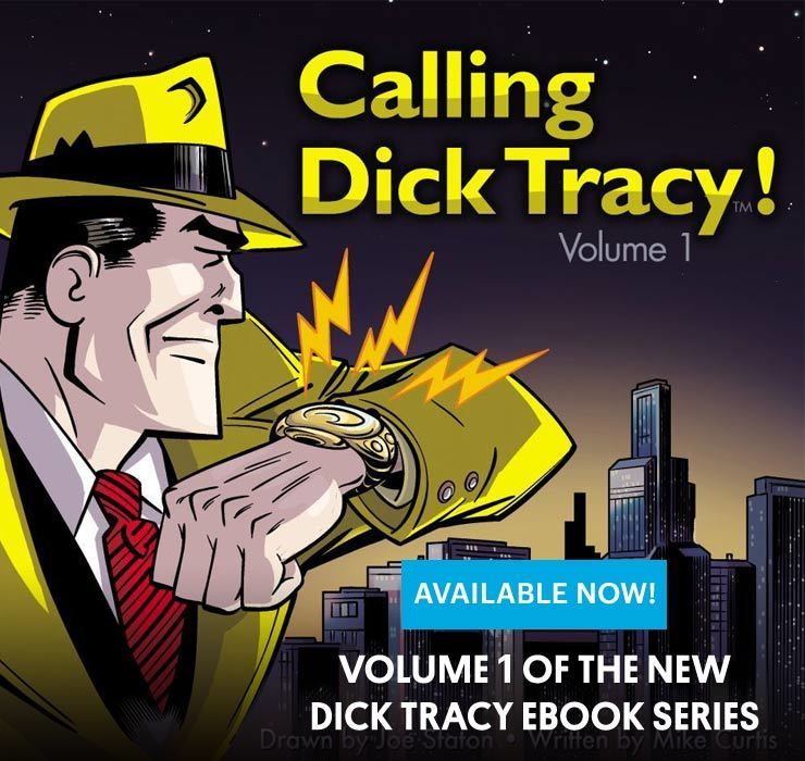 Dick Tracy Vol 1 Book1