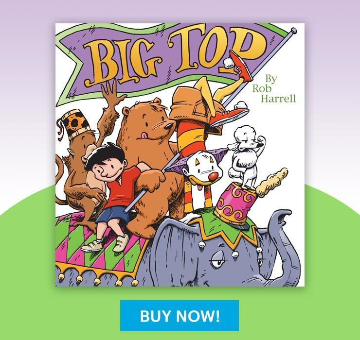Check out the Big Top Book!