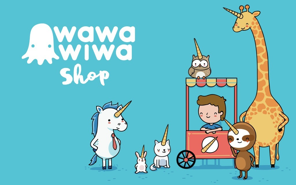 Find Wawawiwa Merch!