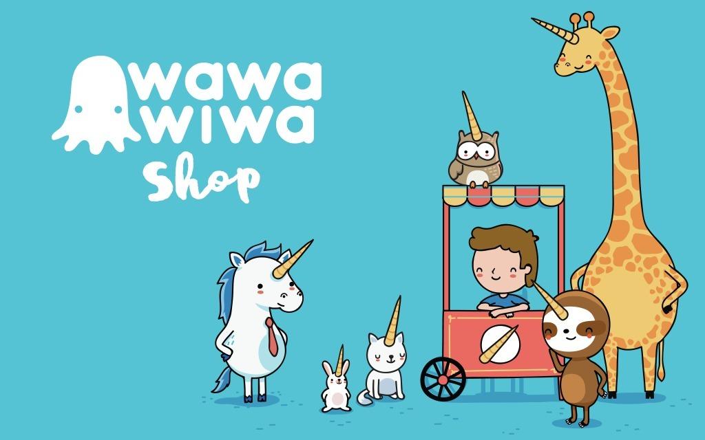 Find Wawawiwa Merch!