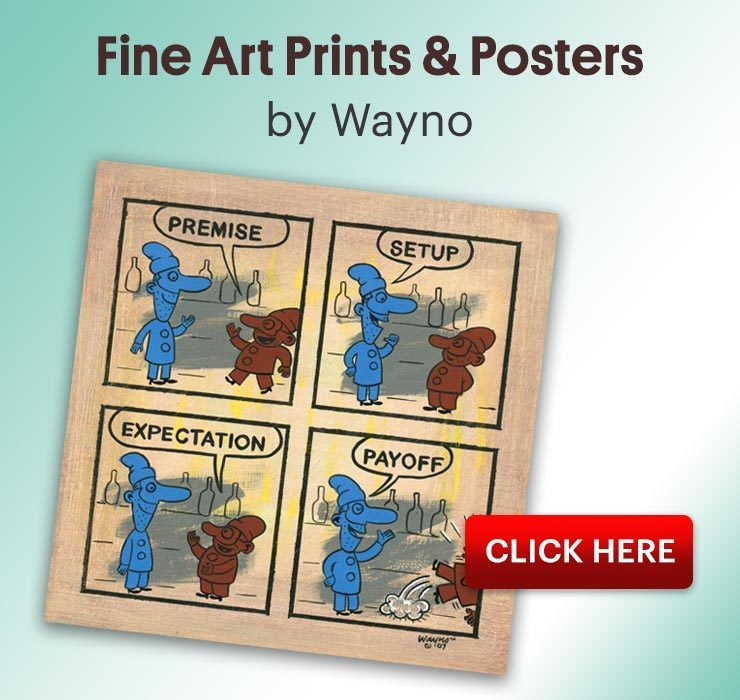WaynoVision prints