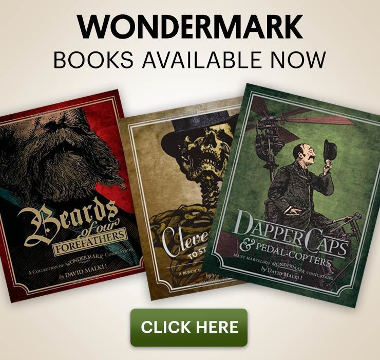 Wondermark Books