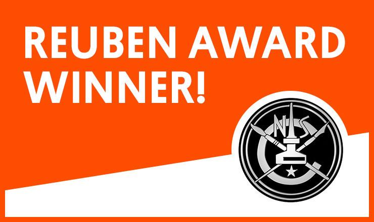 2012 Reuben Award Winner: Outstanding Cartoonist of the Year
