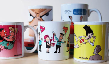 Shop Zen Pencils Merchandise!